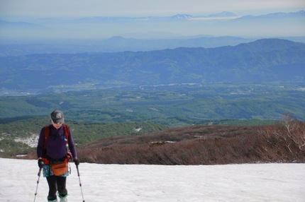 八幡平〜岩手山
