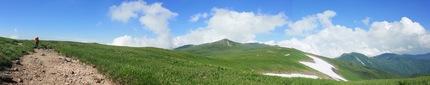天上の大草原